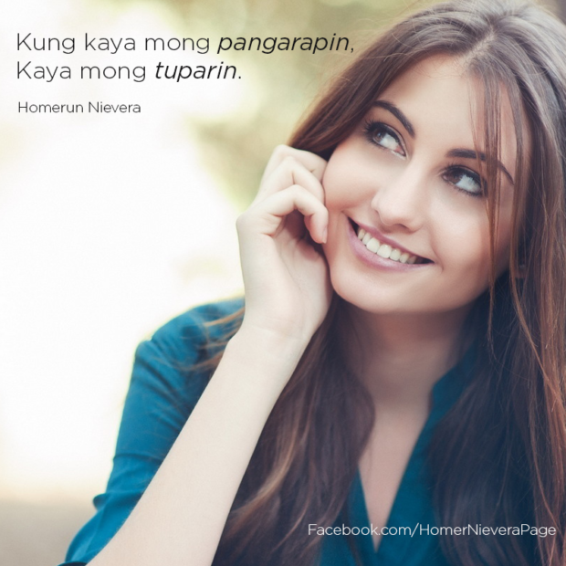 Quote-Pangarapin
