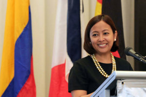 Mayor Abby Binay