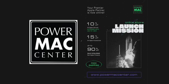 Power Mac Center Online Store - Bravo Filipino