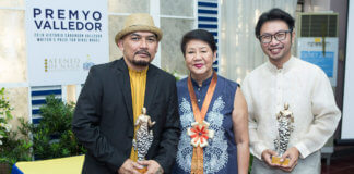 Premyo Valledor Award - Bravo filipino