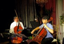 The Cellist and the Apprentice-Bravo Filipino
