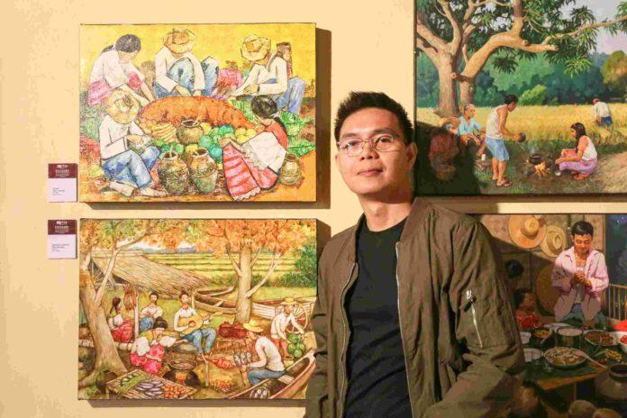 Visual Art Exhibit-Bravo Filipino