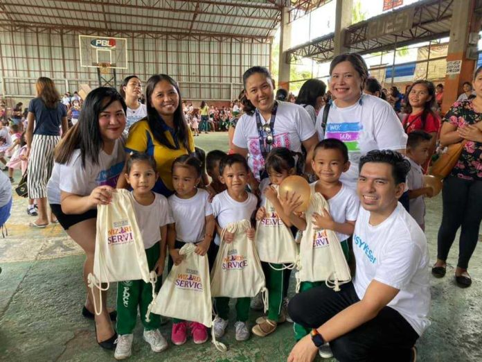 SYKES Cebu gives back 2020-Bravo Filipino