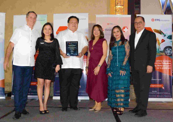 FPG Insurance fetes top brokers 2020-Bravo Filipino