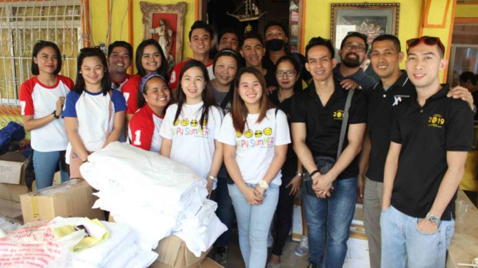 Discovery sends support to Taal evacuees 2020-Bravo Filipino