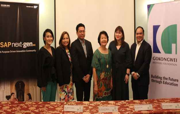 Helping Shape the Leaders of Tomorrow JG Summit 2020-Bravo Filipino