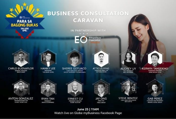 Globe kicks off tribute campaign for local SMEs with special FB live event and inspirational video 2020 - Bravo Filipino