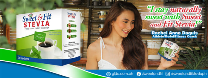 Buy Sweet and Fit Stevia - Bravo Filipino