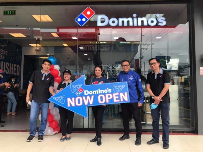 Domino's PH Delivers More than Quality and Safe Pizza During the Pandemic