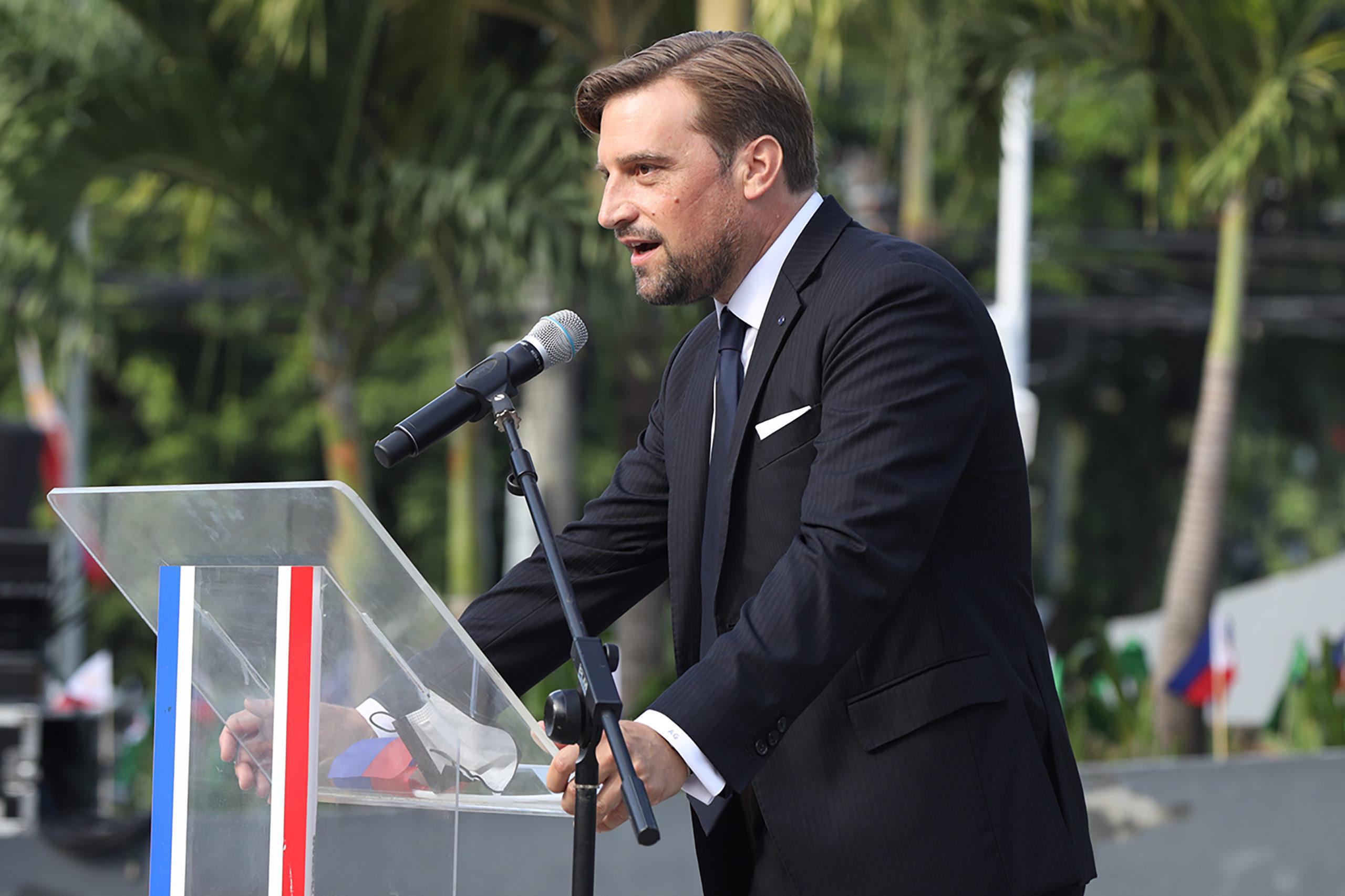 Alexander Grenz, Allianz PNB Life President & CEO