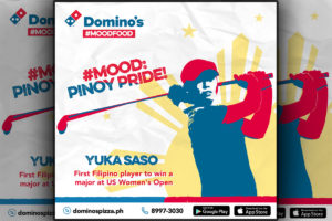 Independence Day Pizza Promo - Bravo Filipino
