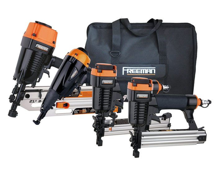 Air Nail Guns To Serve Multitude Of Functions
